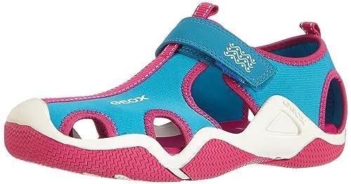Geox J Wader Girl A Mädchen Low Top: : Schuhe