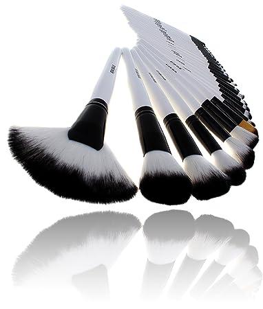 Amazon.com: Beau Belle Brochas De Maquillaje – Juego de ...