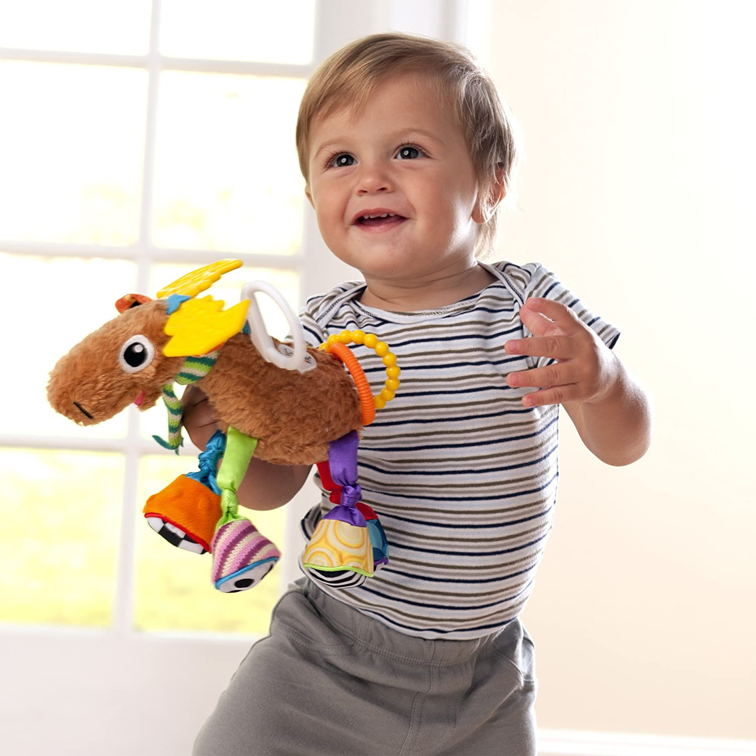 Image result for Lamaze Clip & Go Moose Mortimer