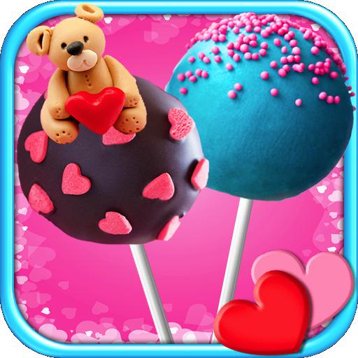 Cake Pops Holidays: Valentines