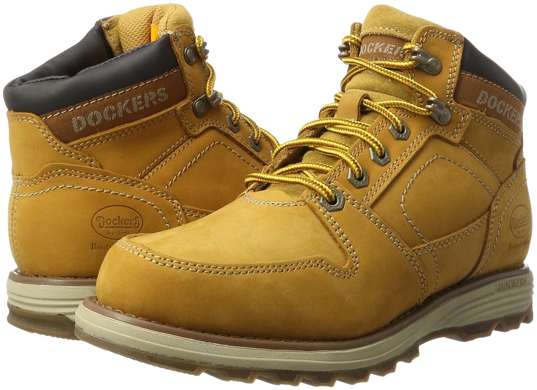 258c56df0581 Dockers by Gerli Herren 39ti001-302910 Desert Boots  Amazon.de  Schuhe    Handtaschen