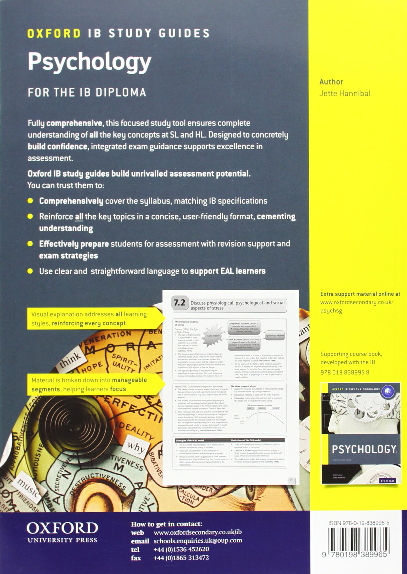 psychology study guide oxford ib diploma programme international rh amazon co uk ib psychology study guide oxford ib diploma program (international baccalaureate) IB Biology Study Guides