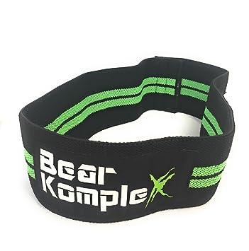 Oso Komplex Hip Igniter banda de resistencia – Warm Up Caderas y piernas y mejorar su