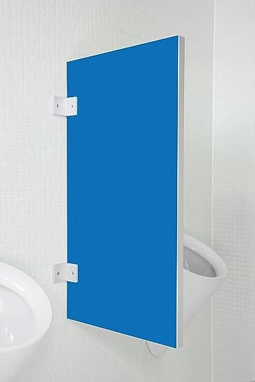 kemmlit Urinario separador Vittoria de madera de plástico en colores, avergüenza – Inodoro de pared Hombre, con certificación TÜV: Amazon.es: Bricolaje y herramientas