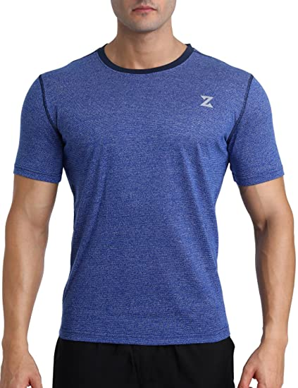 b59aacb1283 Azani Mens Grindle Tshirt 100% Recycled Polyester. Ideal for Gym and ...