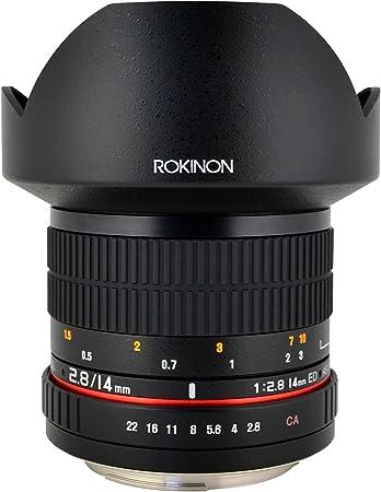 Rokinon 14 Mm F2 8 Ultra Weitwinkelobjektiv Pentax Kamera