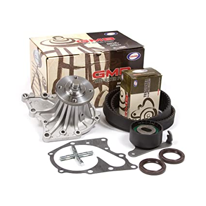 Amazon.com: 86-92 Toyota Turbo 3.0 DOHC 24V 7MGE 7MGTE Timing Belt Kit GMB Water Pump: Automotive