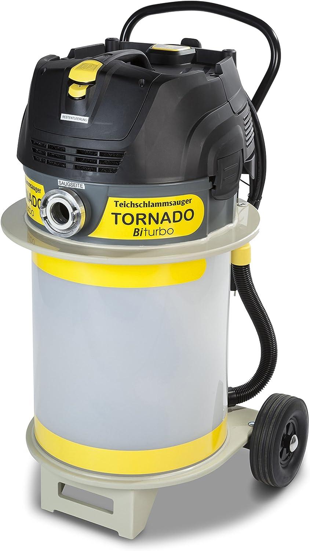Tornado Biturbo - Aspirador para estanque: Amazon.es: Jardín