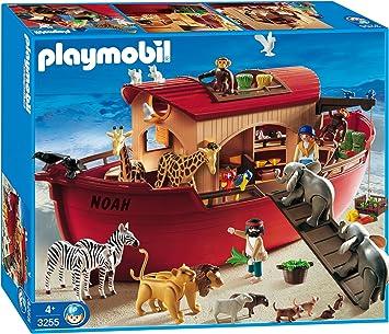 PLAYMOBIL 3255 *Arche Noah* mit vielen Tieren und Zubehör *TOP Zustand* Playmobil