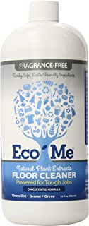 product image for Eco-me Concentrated Muli-Surface and Floor Cleaner, Fragrance-Free, 32 Fl.Oz