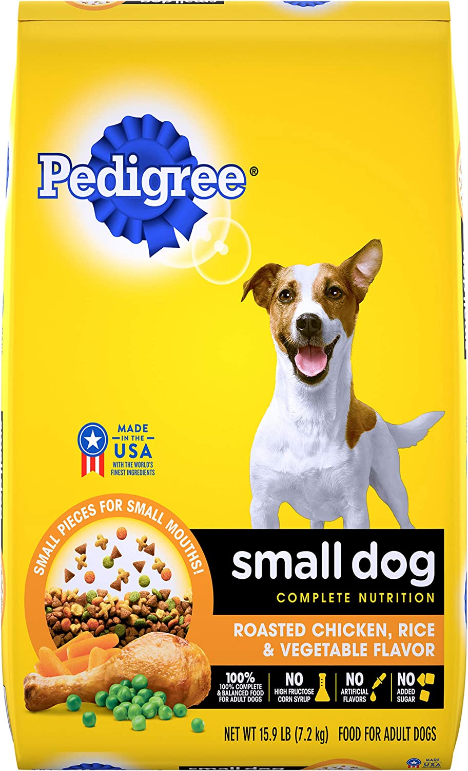 8. Pedigree Small Breed