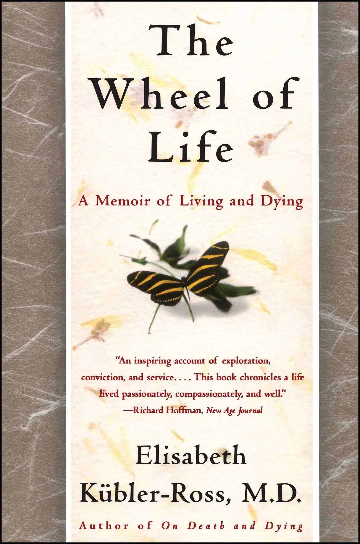 Wheel Life Memoir Living Dying product image