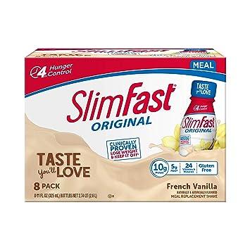 SlimFast Original French Vanilla