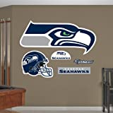 NFL Seattle Seahawks Logo Wall Graphics