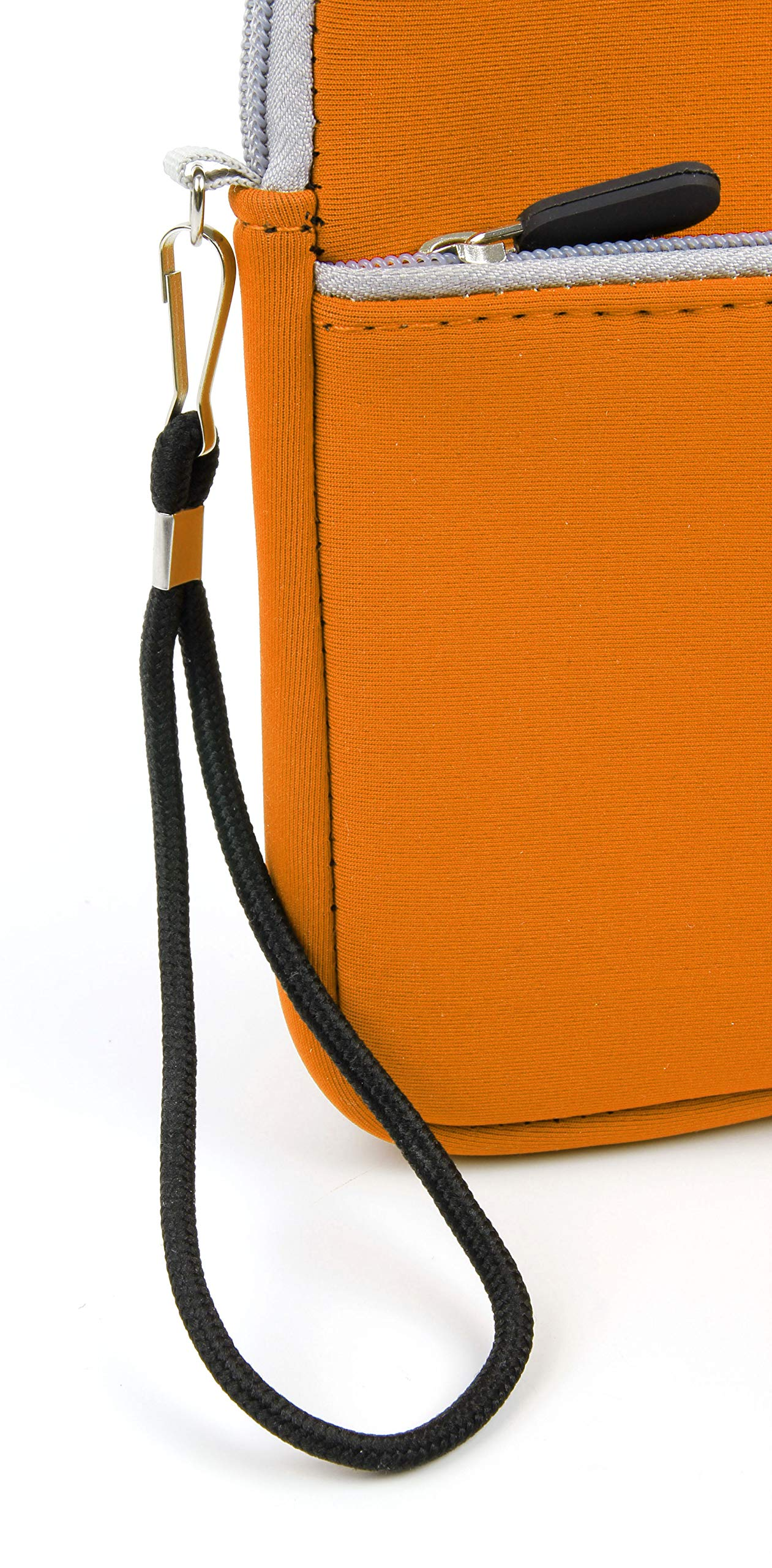 DURAGADGET Durable Orange Case - Suitable for Leapfrog LeapPad Ultra | Leappad Platinum | LeapPad3x | LeapPad3 | LeapPad Ultra XDI | Leappad2 (Leappad 2) | Leappad Explorer (1) with Front Zip Pocket by DURAGADGET (Image #5)