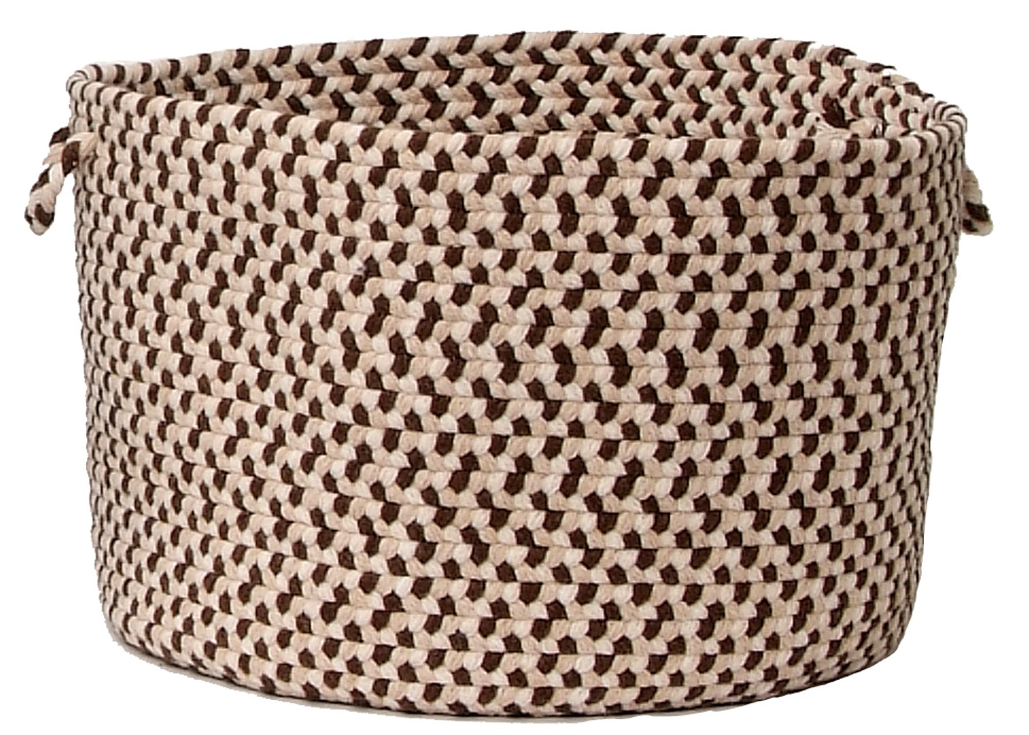 Colonial Mills Boston Common Utility Basket, 18 by 12-Inch, Harbour Lites