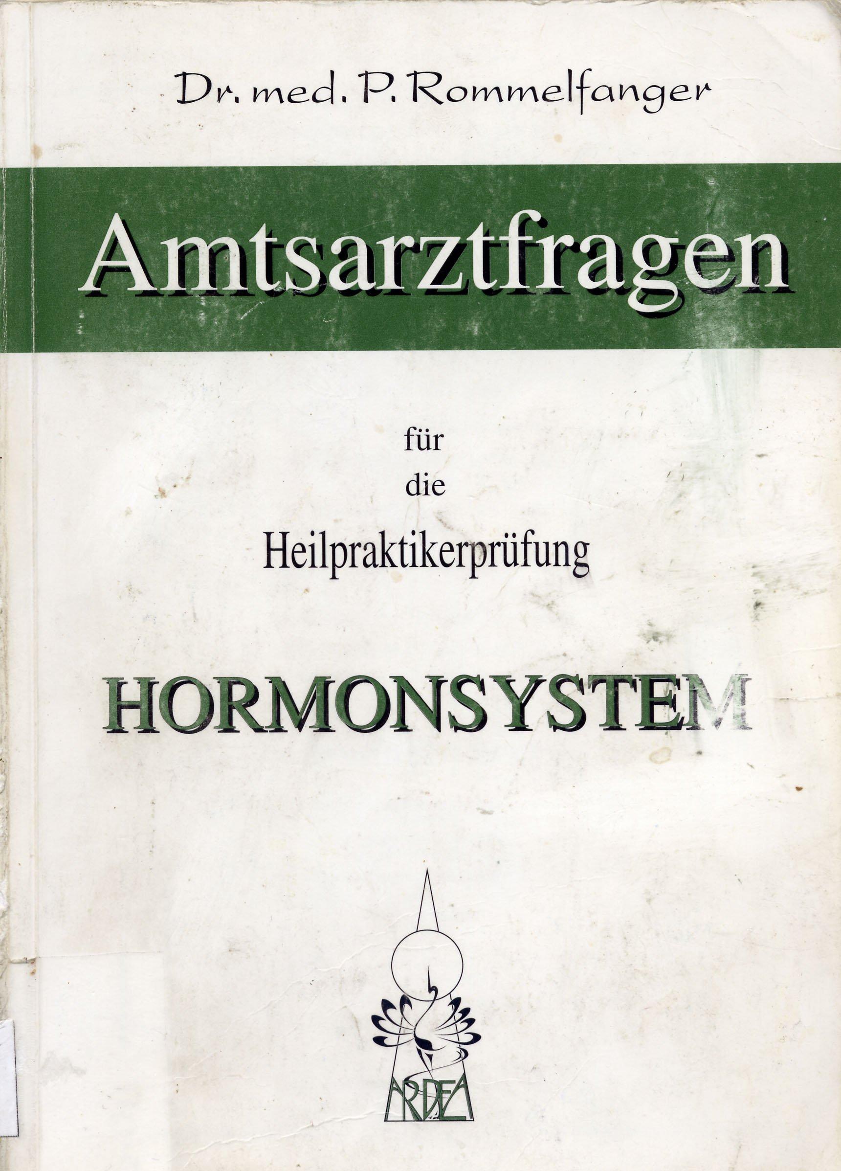 Fantastisch Das Menschliche Hormonsystem Galerie - Menschliche ...