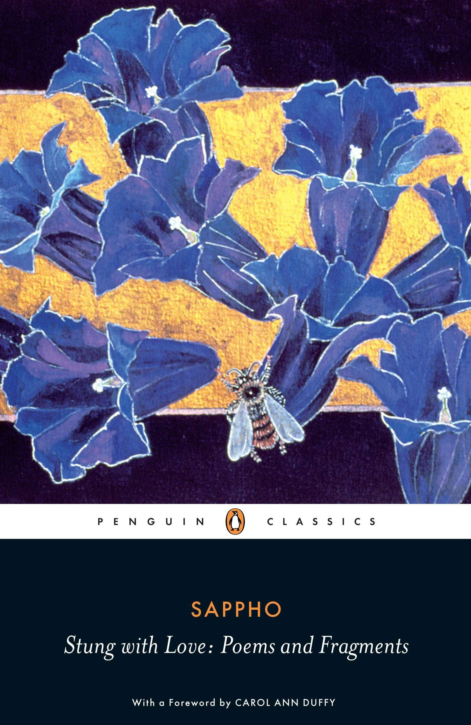 Stung With Love Poems And Fragments Penguin Classics Sappho