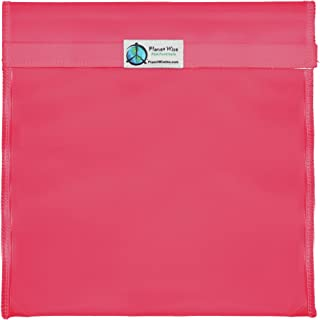 product image for Planet Wise Tint Gallon Bag - Hook and Loop (Pink)