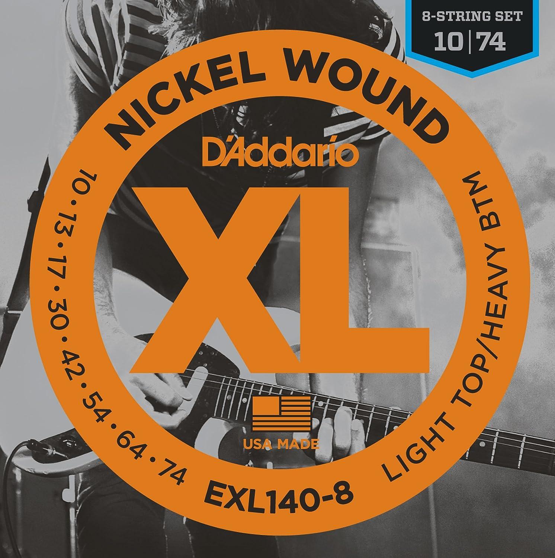 DAddario EXL150H Set Corde Elettrica EXL