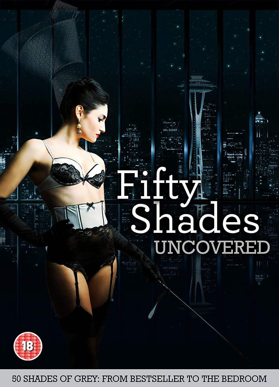 Fifty Shades Uncovered [dvd]