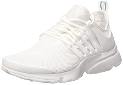 reputable site f92e9 22826 Nike Women's Air Presto White/Pure Platinum/White Running ...