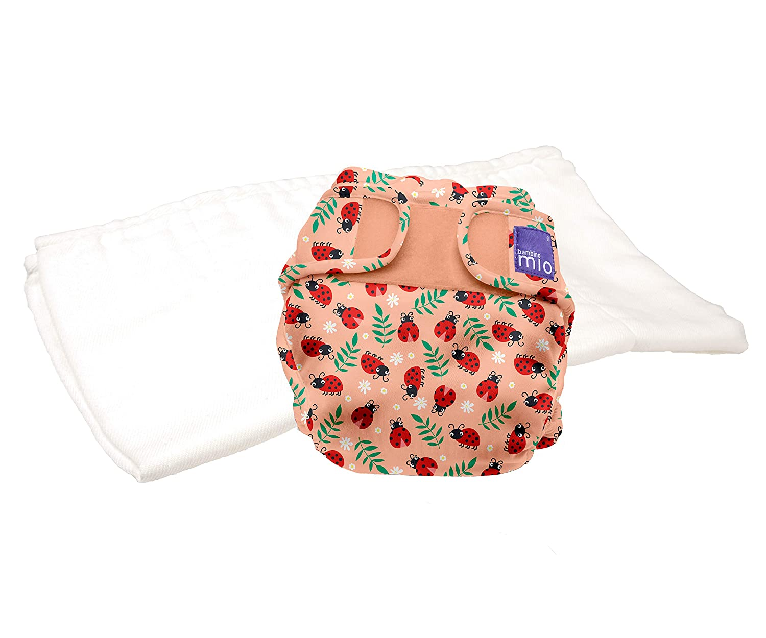 Trial Pack Jungle Snake Size 1 Bambino Mio Miosoft Two-Piece Diaper