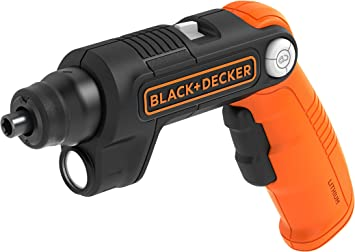 BLACK+DECKER BDCSFL20C-QW Atornillador con Batería de Litio, 5 NM ...