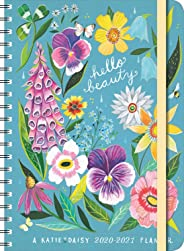 Katie Daisy 2020 - 2021 On-the-Go Weekly Planner: 17-Month Calendar with Pocket (Aug 2020 - Dec 2021, 5
