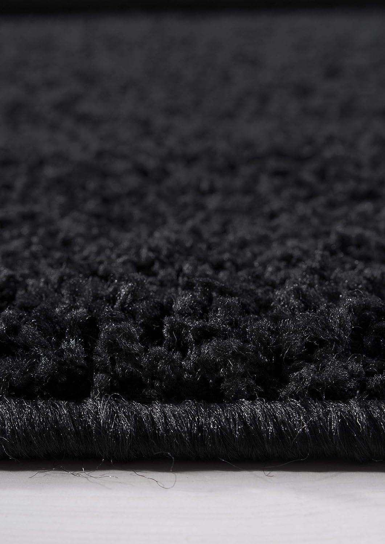 Shaggyteppich, Langflor, Langflor, Langflor, Hochflor, Teppichläufer, Brücke, Wohzimmer, Esszimmer, weicher Flor, uni-Farben, schadstofffrei, strapazierfähig, pflegeleicht, 100% Polypropylen, 200 cm x 290 cm B00O0A7VTO Teppiche 7ec8c1