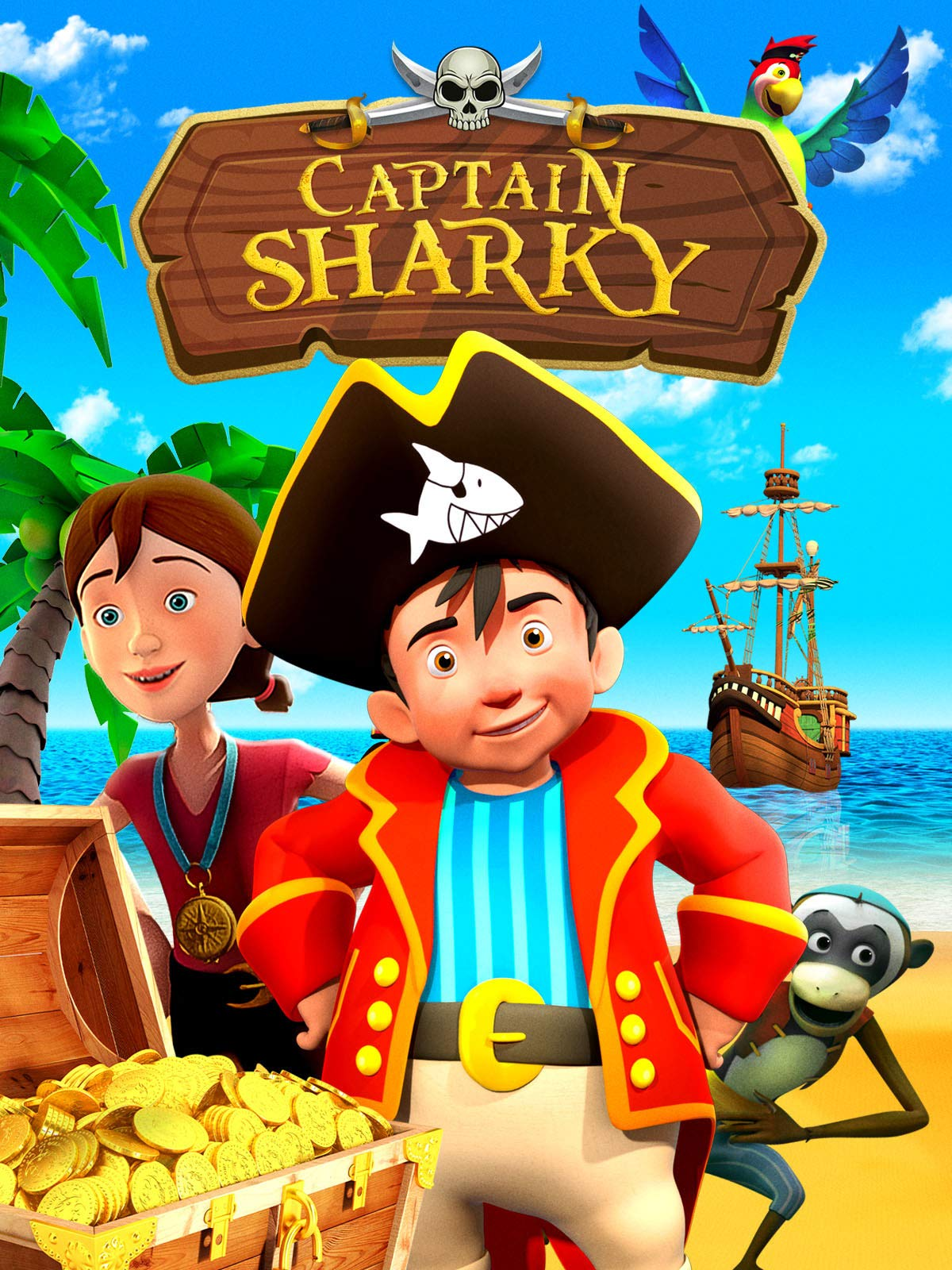 Captain Sharky on Amazon Prime Video UK
