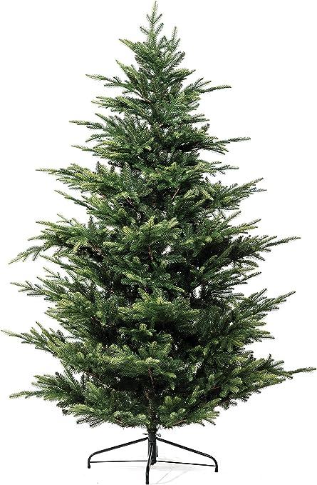 Alberi Di Natale Xone.Xone Albero Di Natale Francoforte 210cm Real Touch Amazon It Casa E Cucina