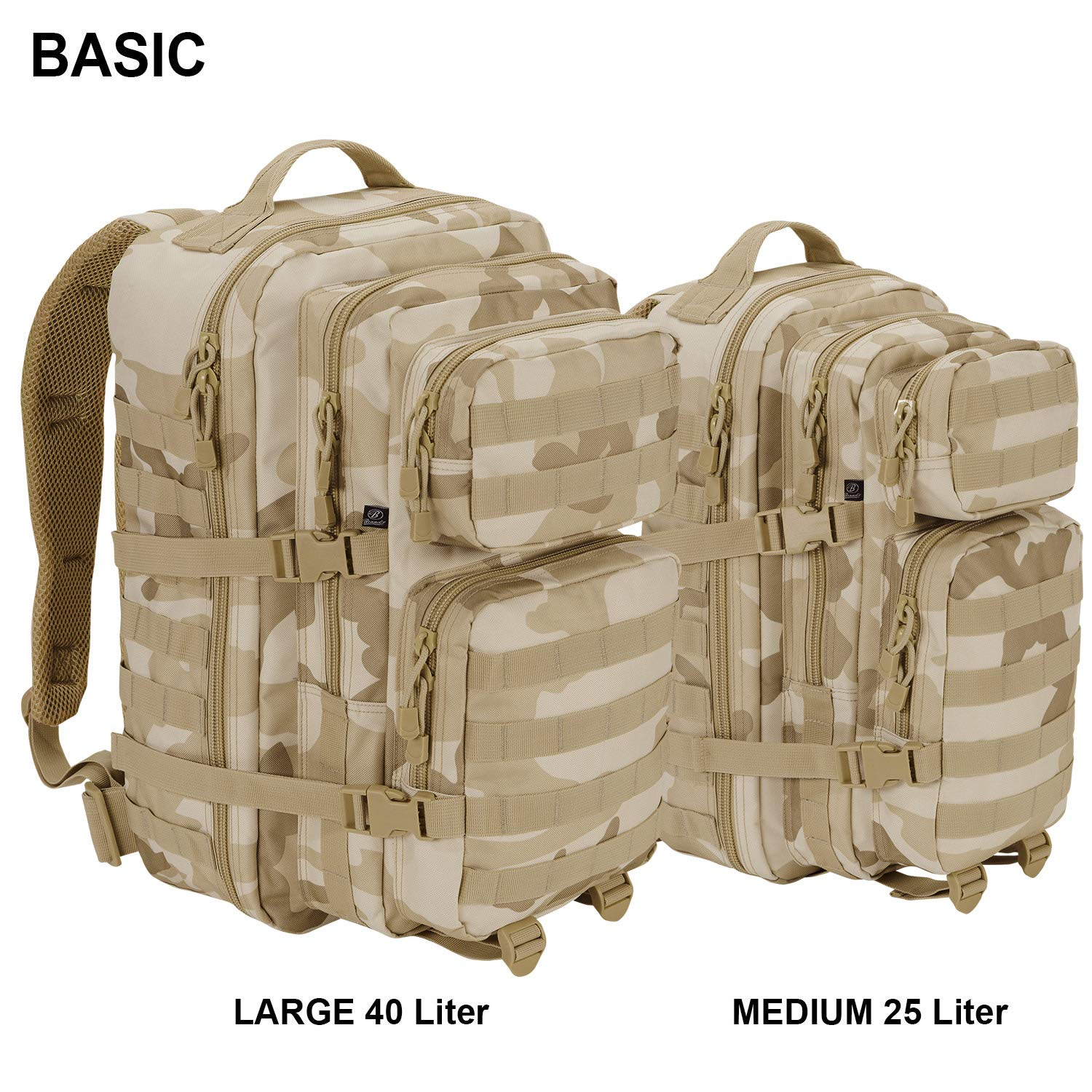 Brandit US Cooper Backpack e4c590b7584ce
