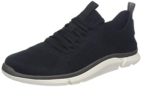 0998dbb3d Clarks Men s s Triken Run Low-Top Sneakers Black  Amazon.co.uk ...