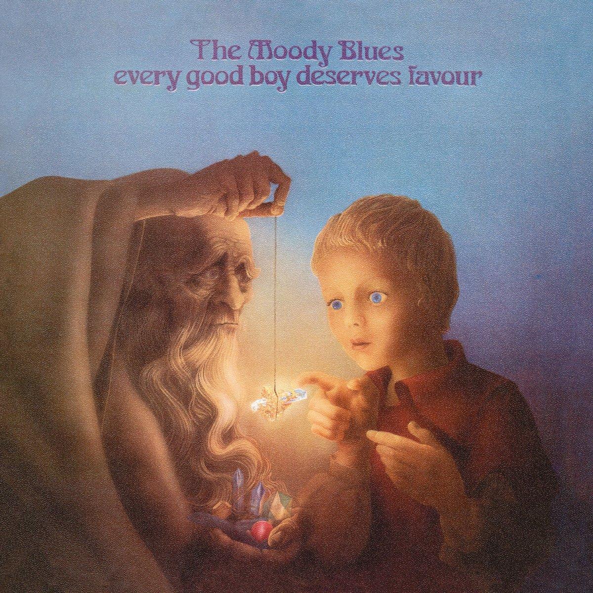 Vinilo : The Moody Blues - Every Good Boy Deserves Favour (LP Vinyl)
