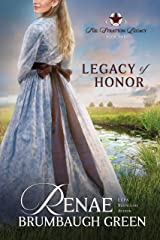 Legacy of Honor (The Stratton Legacy Book 1) Kindle Edition