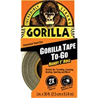 "Gorilla Tape To-Go Handig 1"" Rol 1"""