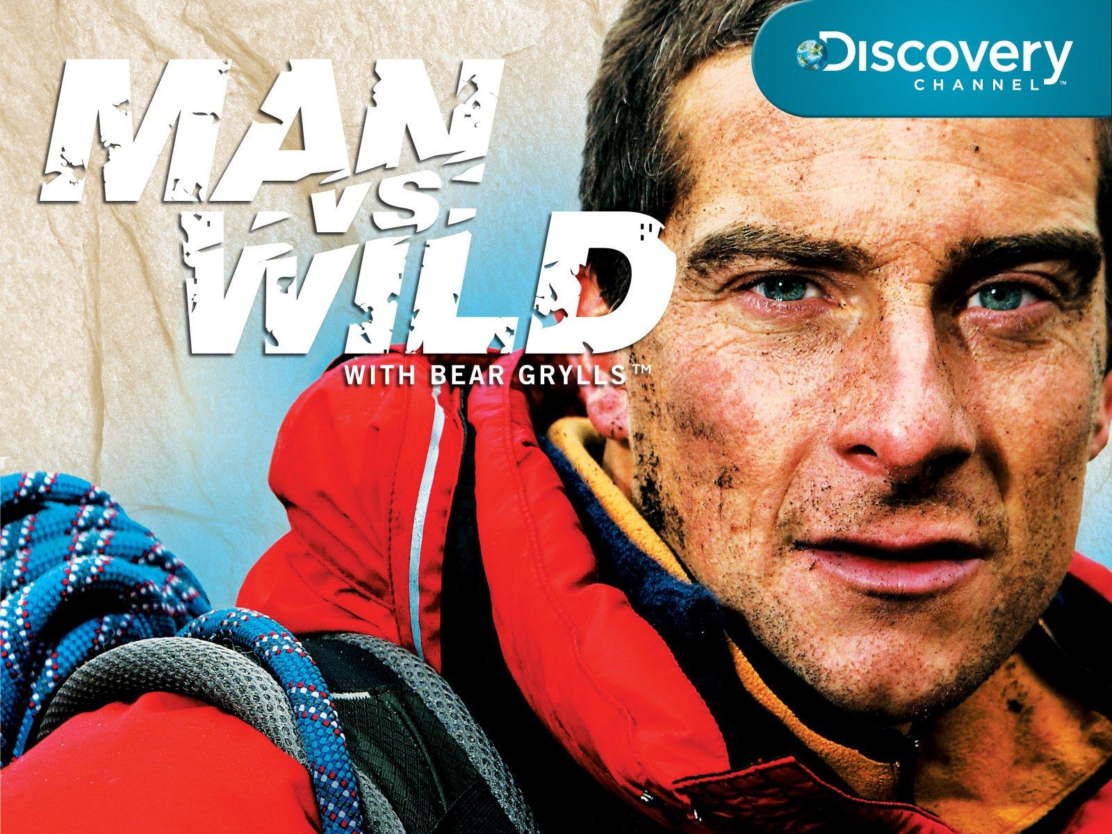 Amazon Com Man Vs Wild Season 2 Amazon Digital Services Llc