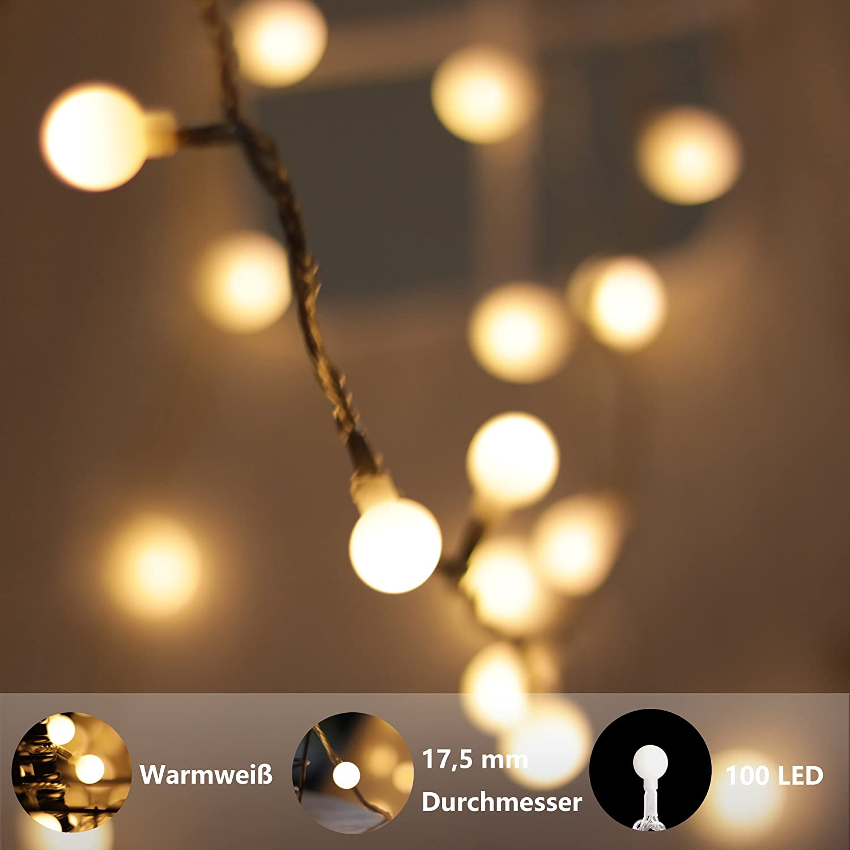 81isDEQdRrL._SL1500_ Wunderschöne Lichterkette Mit Batterie Und Zeitschaltuhr Dekorationen