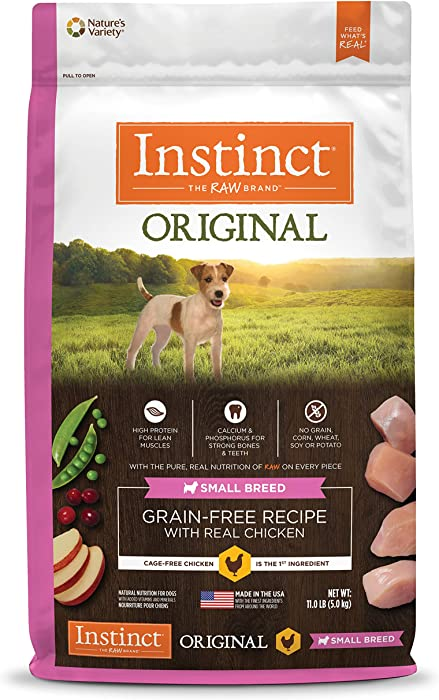 The Best Nature's Variety Instinct Canned Dog Food