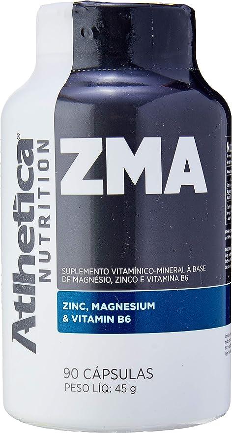 ZMA (90 Caps), Atlhetica Nutrition por Atlhetica Nutrition