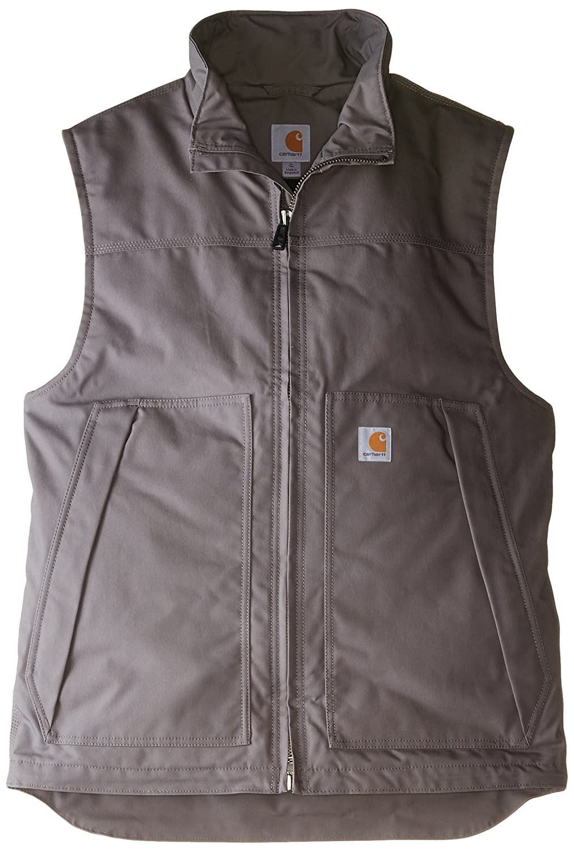 Carhartt Mens Big /& Tall Quick Duck Jefferson Vest