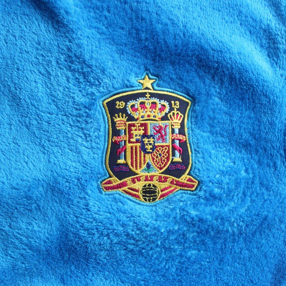 [FEETOO] Equipo de fútbol de España Bata de niño bordado Toga de dormir para niños: Amazon.es: Ropa y accesorios