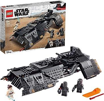 Comprar LEGO Star Wars TM Nave de Transporte de los Caballeros de REN con Minifigura de Juguete de Ray, Multicolor (75284)