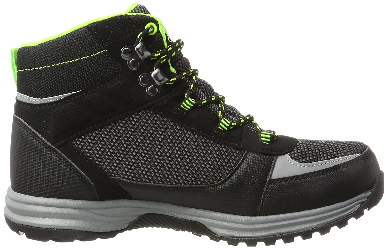 Mountain, Zapatillas para Hombre, Negro (1130 Black/Green), 46 EU Kappa