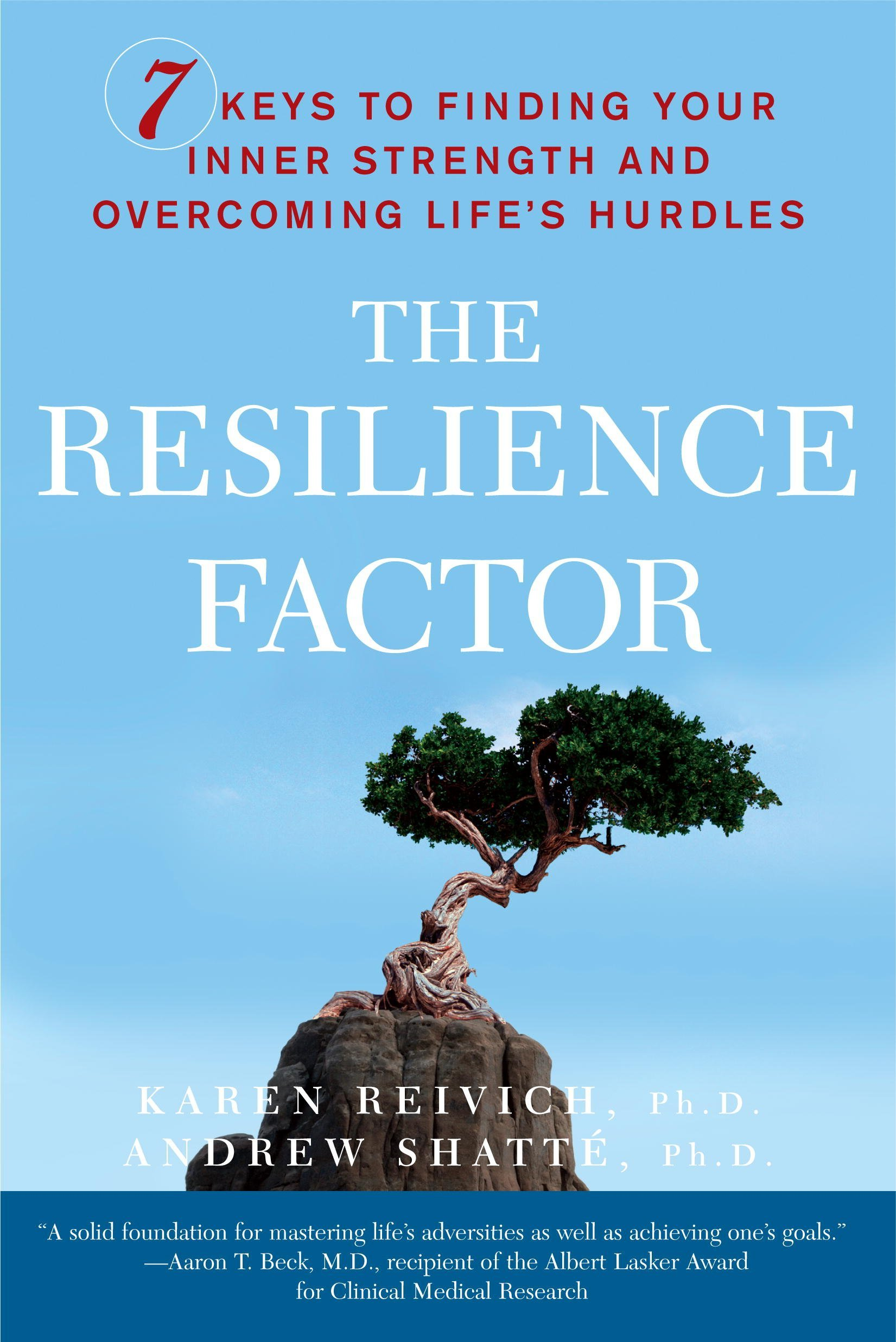 Resilience Factor Finding Strength Overcoming product image