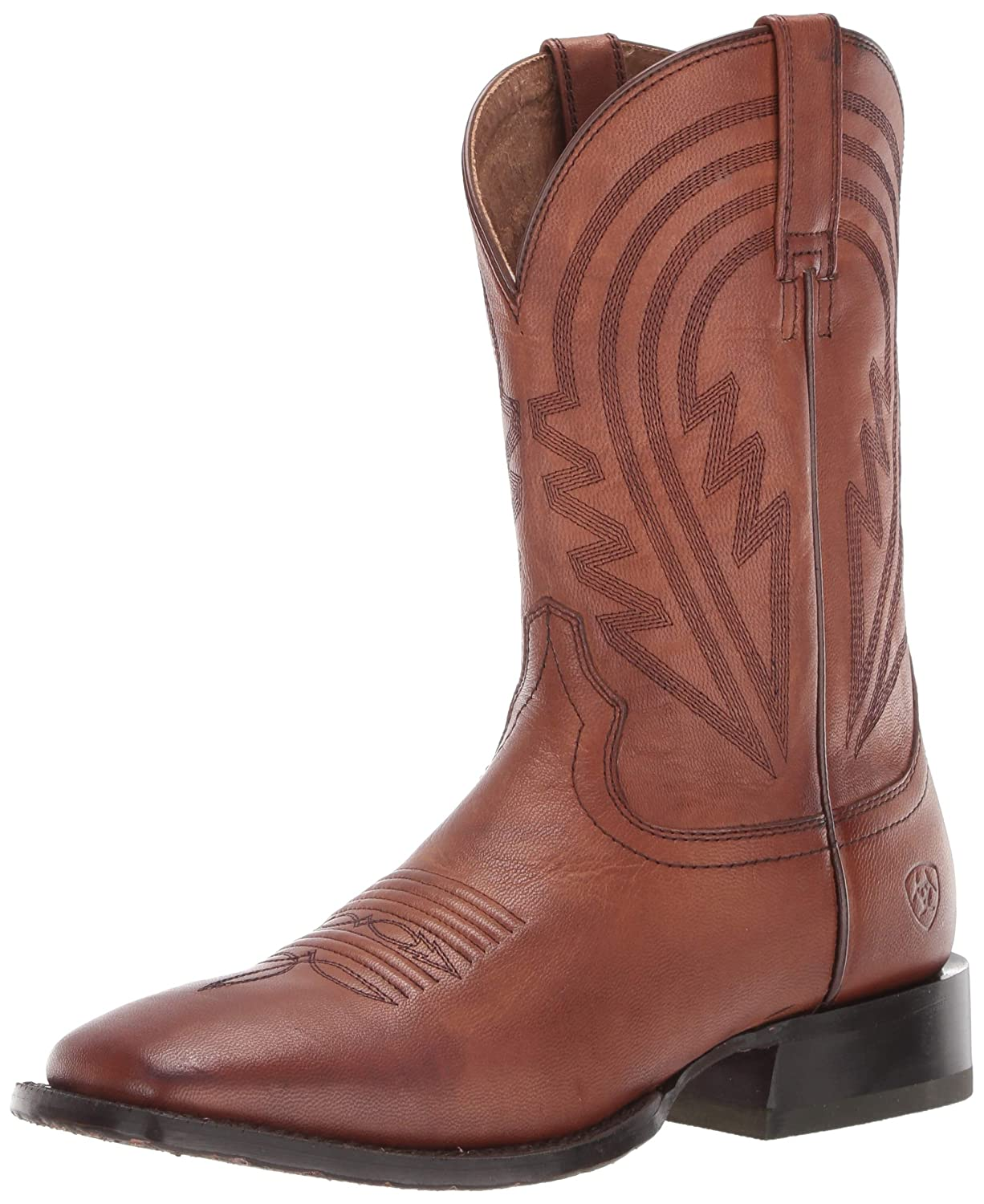 Naturally Cognac Ariat Mens Western Boot Western Boot