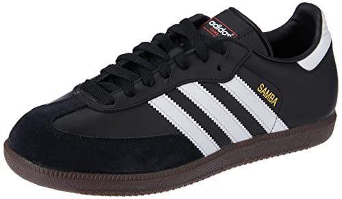 discount sale where to buy sports shoes adidas Originals Samba, Baskets mode homme, Blanc/Noir/Gomme