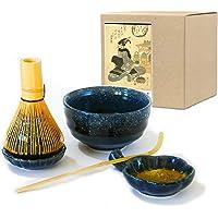 Set de Te Matcha de 5 piezas Tradicion Japonesa exclusivo de Harold & Harold para inicio en ceremonia de te japones
