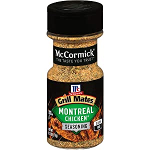 McCormick Grill Mates Montreal Chicken Seasoning, 2.75 oz